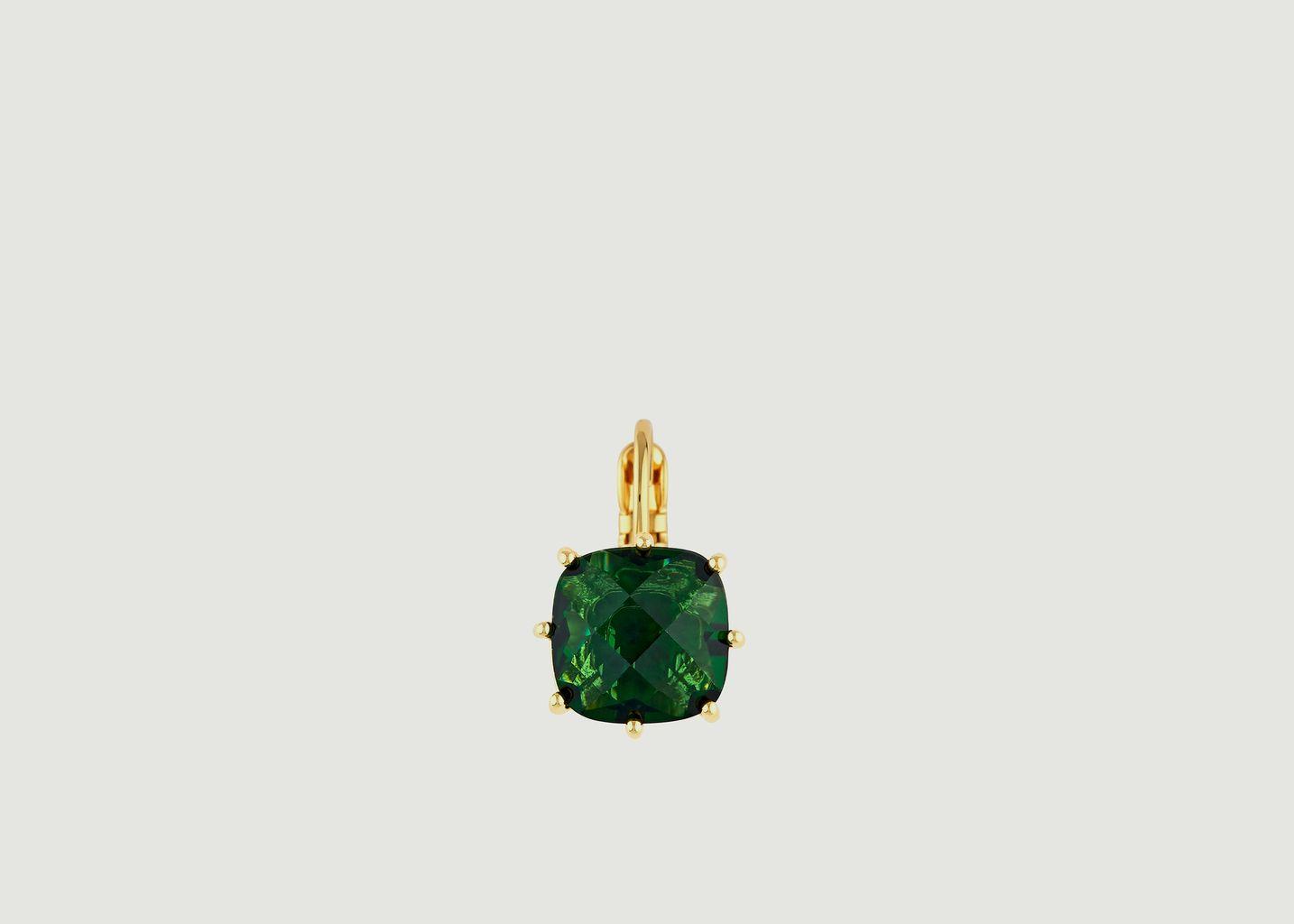 Boucles d'Oreilles La Diamantine Dormeuses - Les Néréides