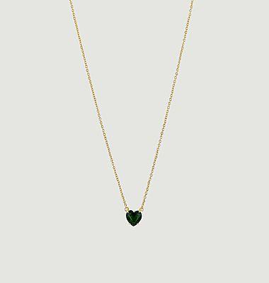 Collier Coeur La Diamantine