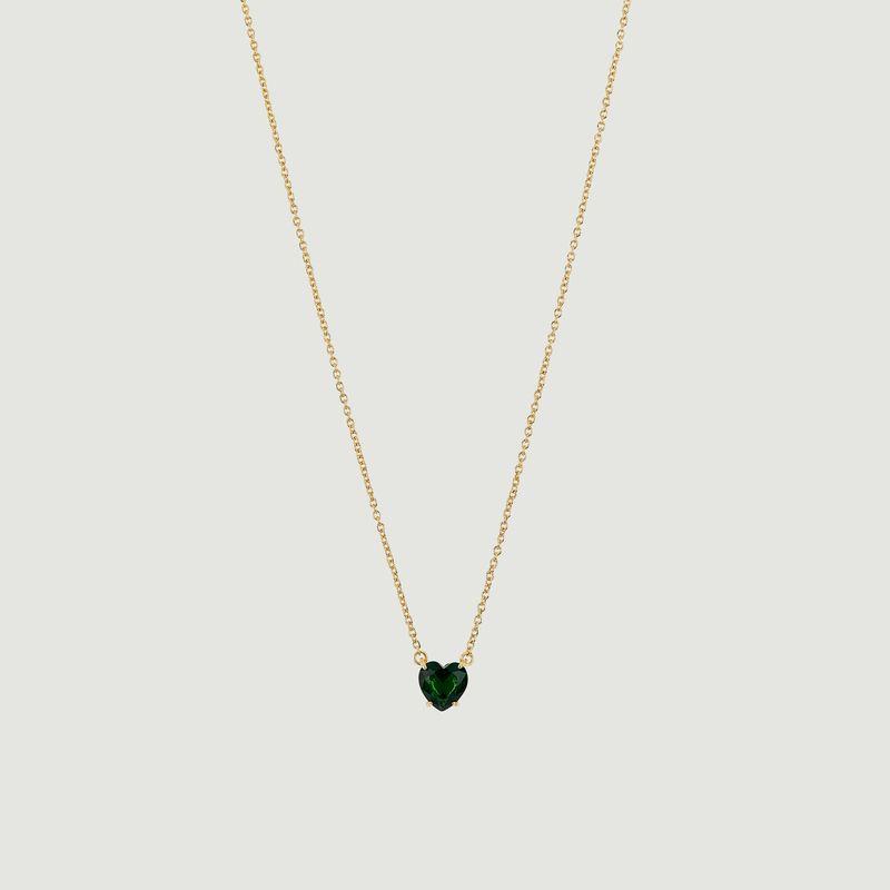 Collier Coeur La Diamantine - Les Néréides