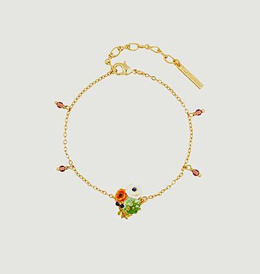 Bracelet charms Petit Jardin