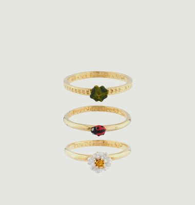Trio Ring Stack