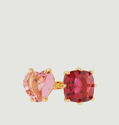 La Diamantine Toi et Moi Ring