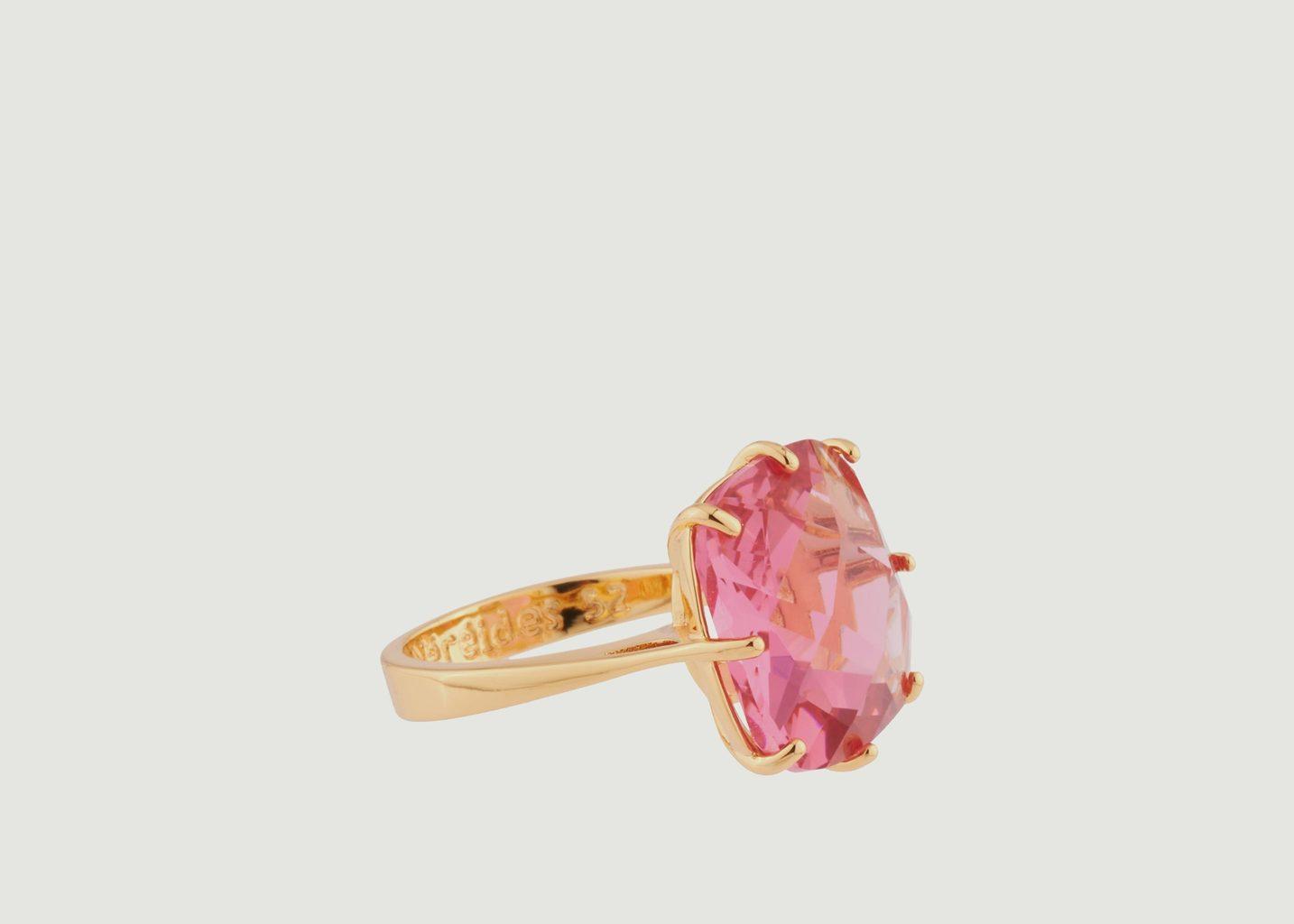 Bague Solitaire La Diamantine - Les Néréides