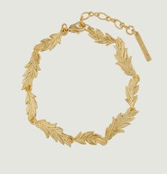Bracelet Fin Ajustable Épis De Blé