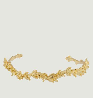 Bracelet Jonc Couronne De Laurier