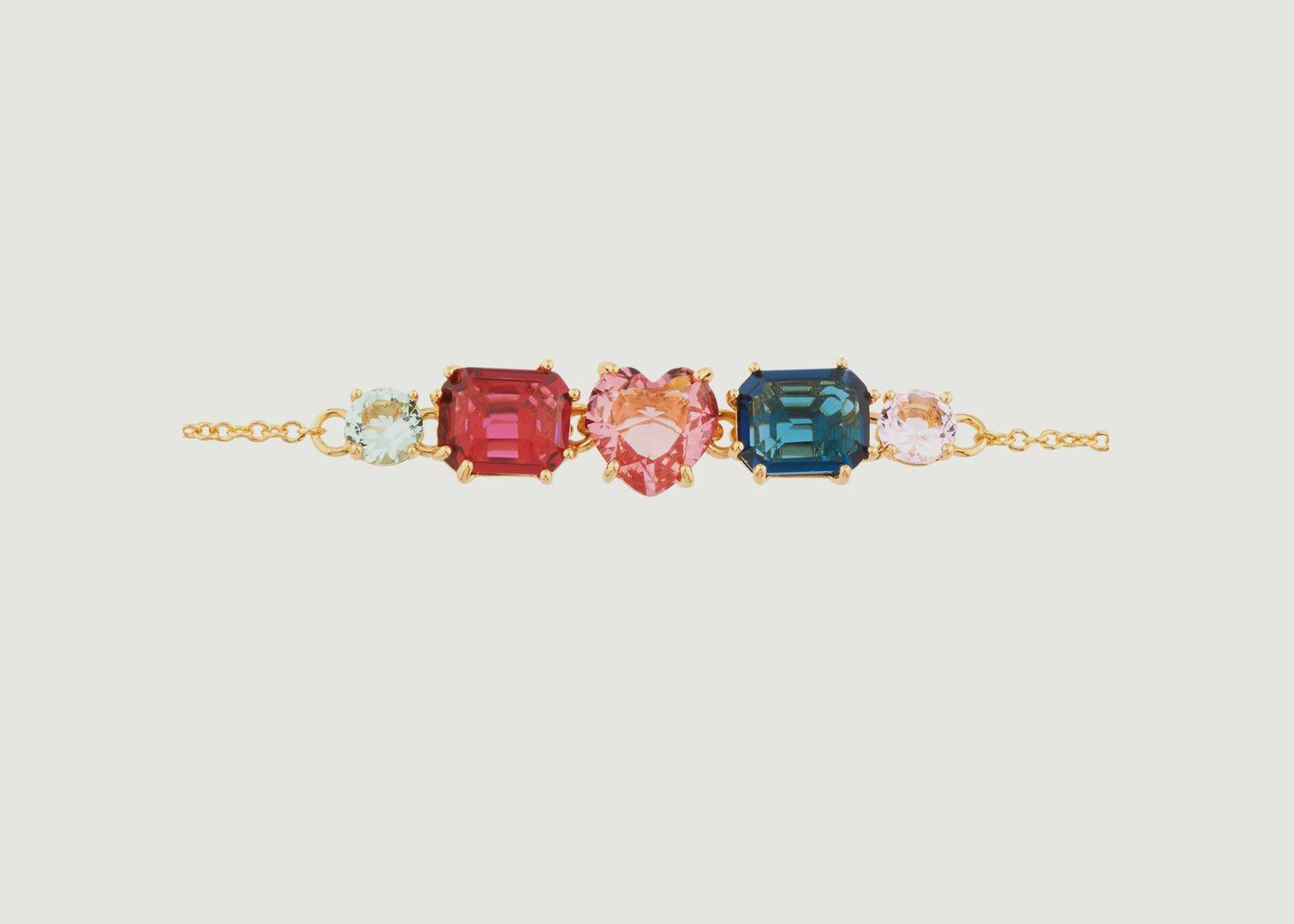 Bracelet Diamantine Multi - Les Néréides