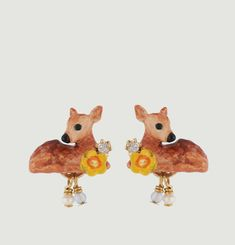 Faun Earrings