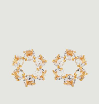 Diamantine Earrings