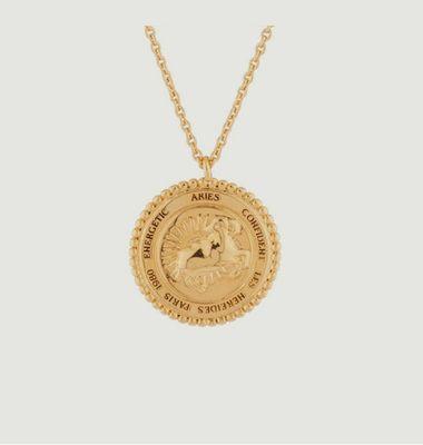 Collier signe astrologique Bélier