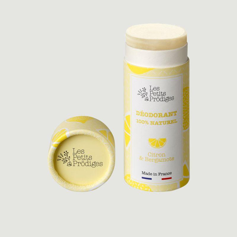 Déodorant Citron et Bergamote 65g - Les Petits Prödiges