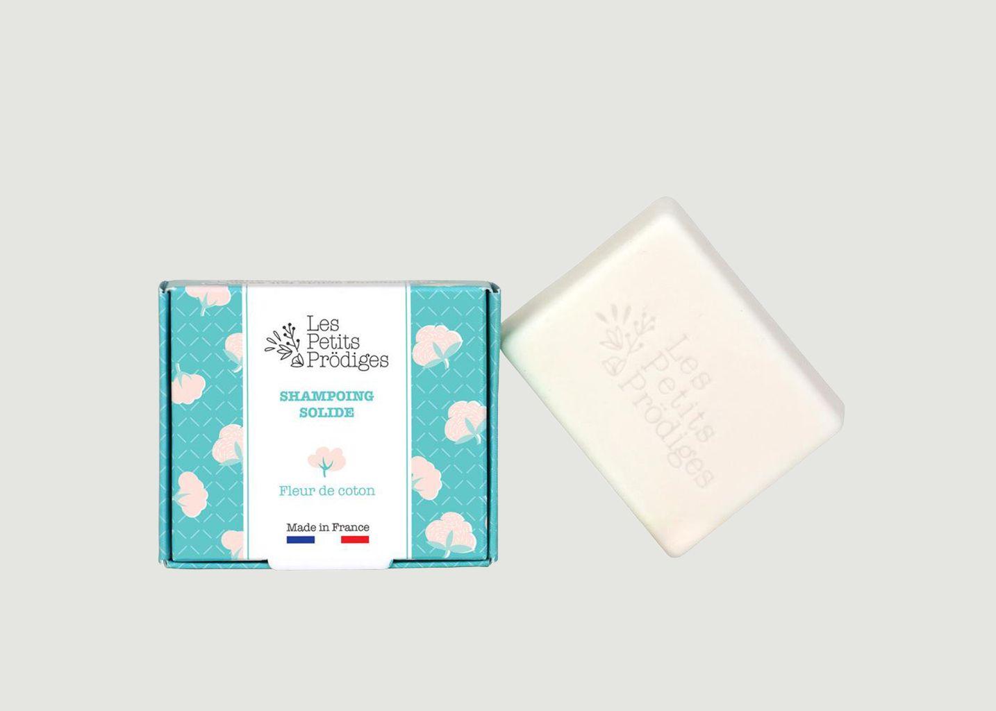Shampoing Solide Fleur de coton - Les Petits Prödiges