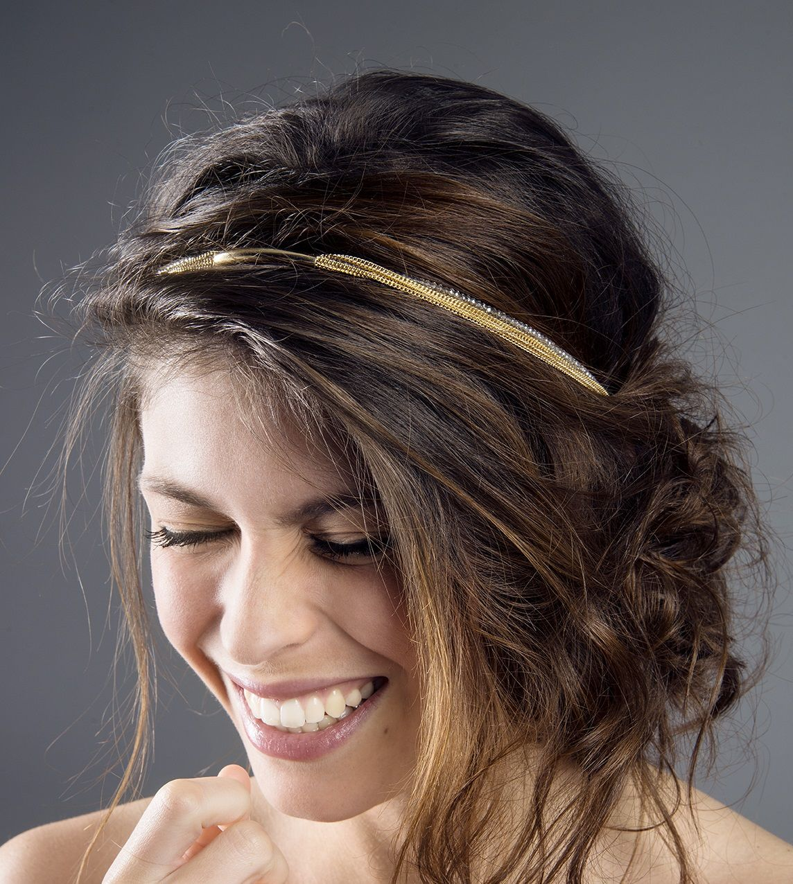 Headband Lucie  - Les Cerises de Mars