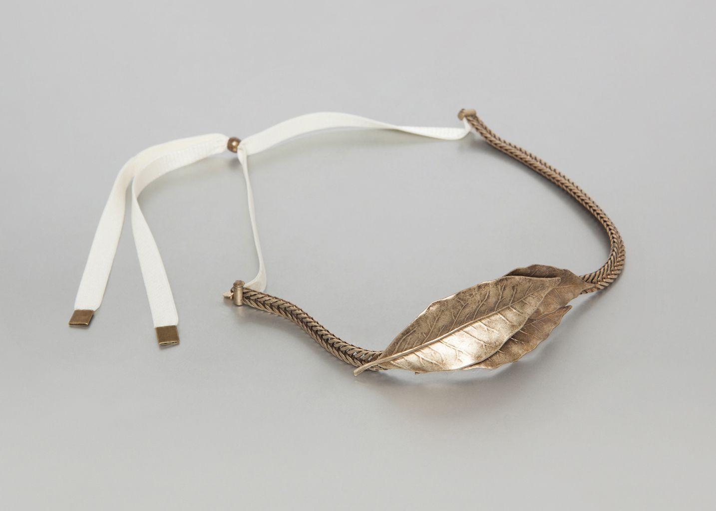 Headband Cléopâtre  - Les Cerises de Mars