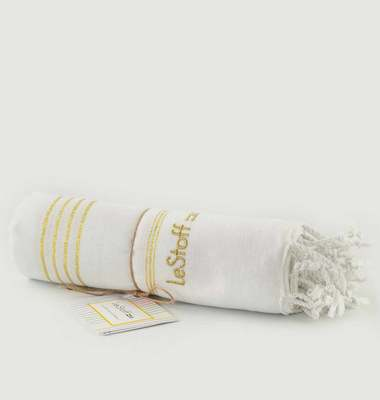 Golden Button Fouta
