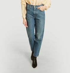 The Column straight jeans