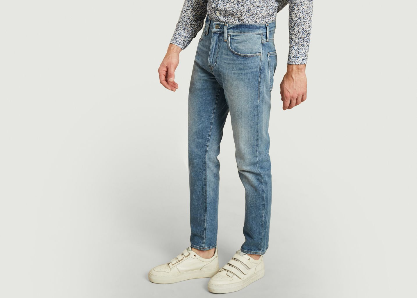 Jean en coton et lyocell 502 Taper - Levi's M&C