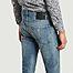 matière Jean en coton et lyocell 502 Taper - Levi's M&C