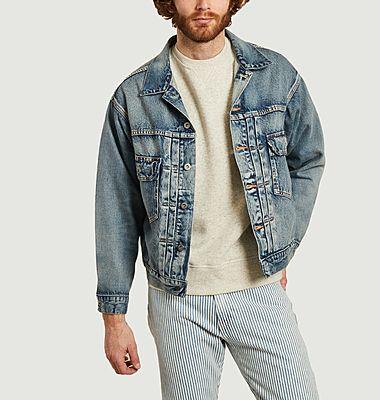 Veste en jean oversize Type II