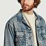 matière Veste en jean oversize Type II - Levi's M&C