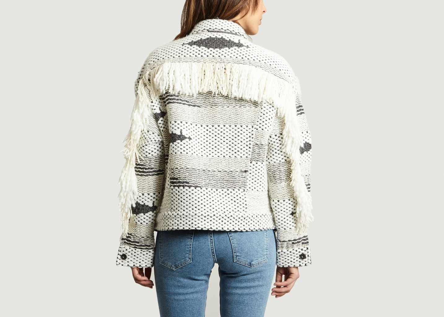 Veste Tribal Trucker - Levi's Made and Crafted