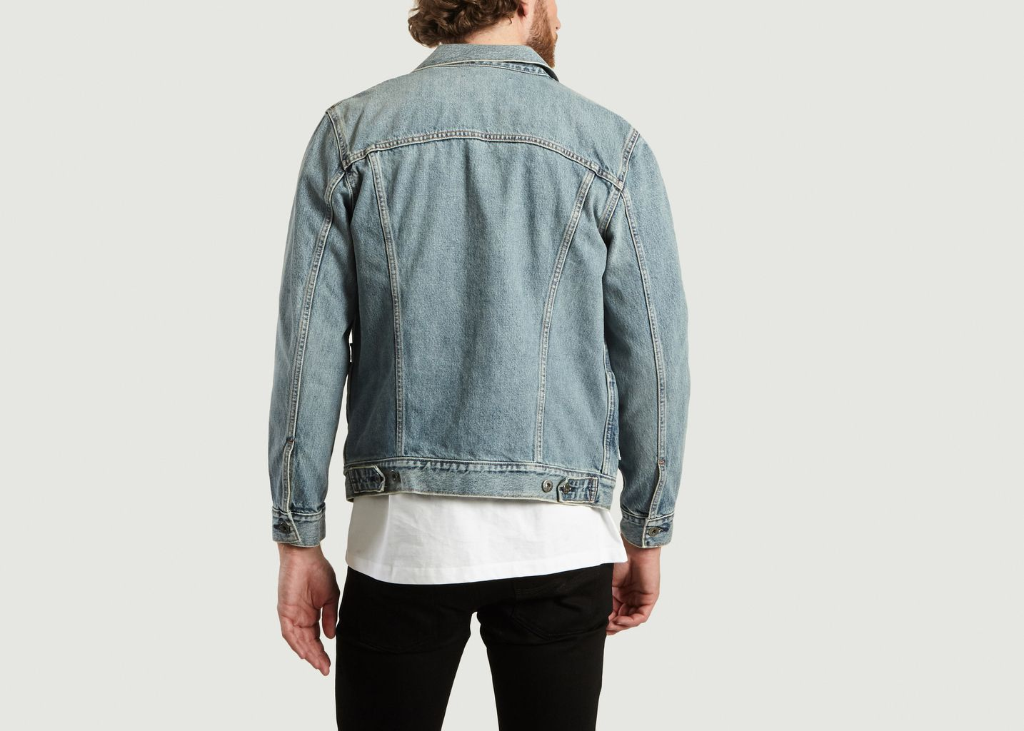 Worn Trucker Type II - Levi's Made and Crafted