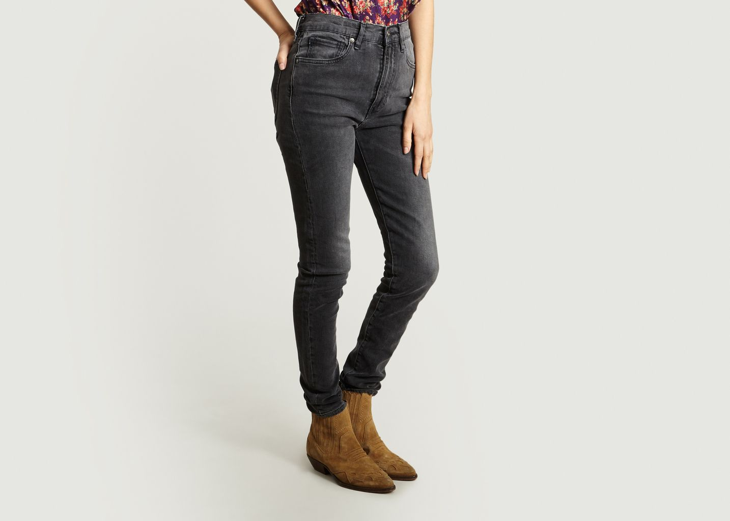 Jean Silver High Skinny - Levi's Made and Crafted