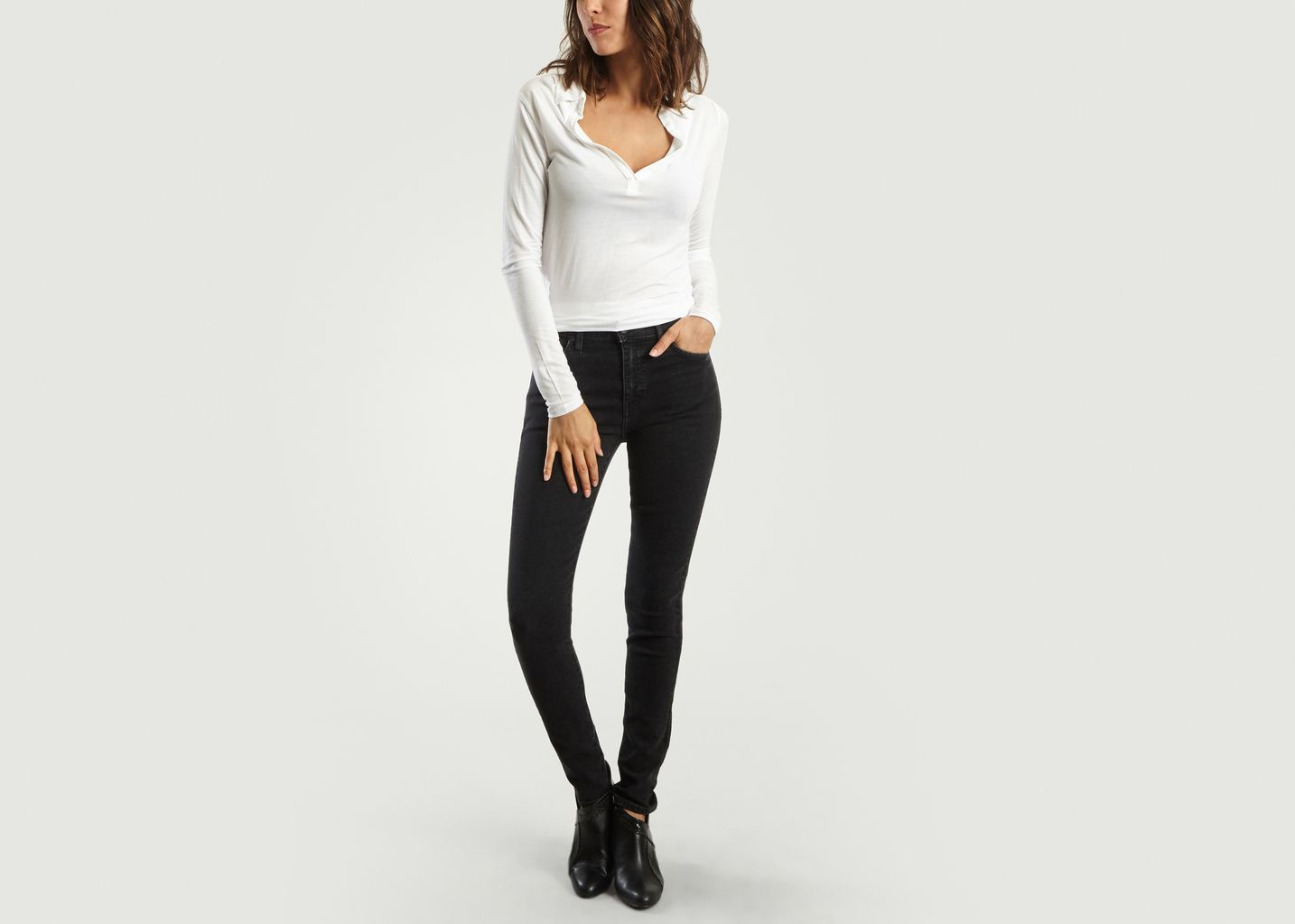 Jean Skinny 721 - Levi's Made and Crafted