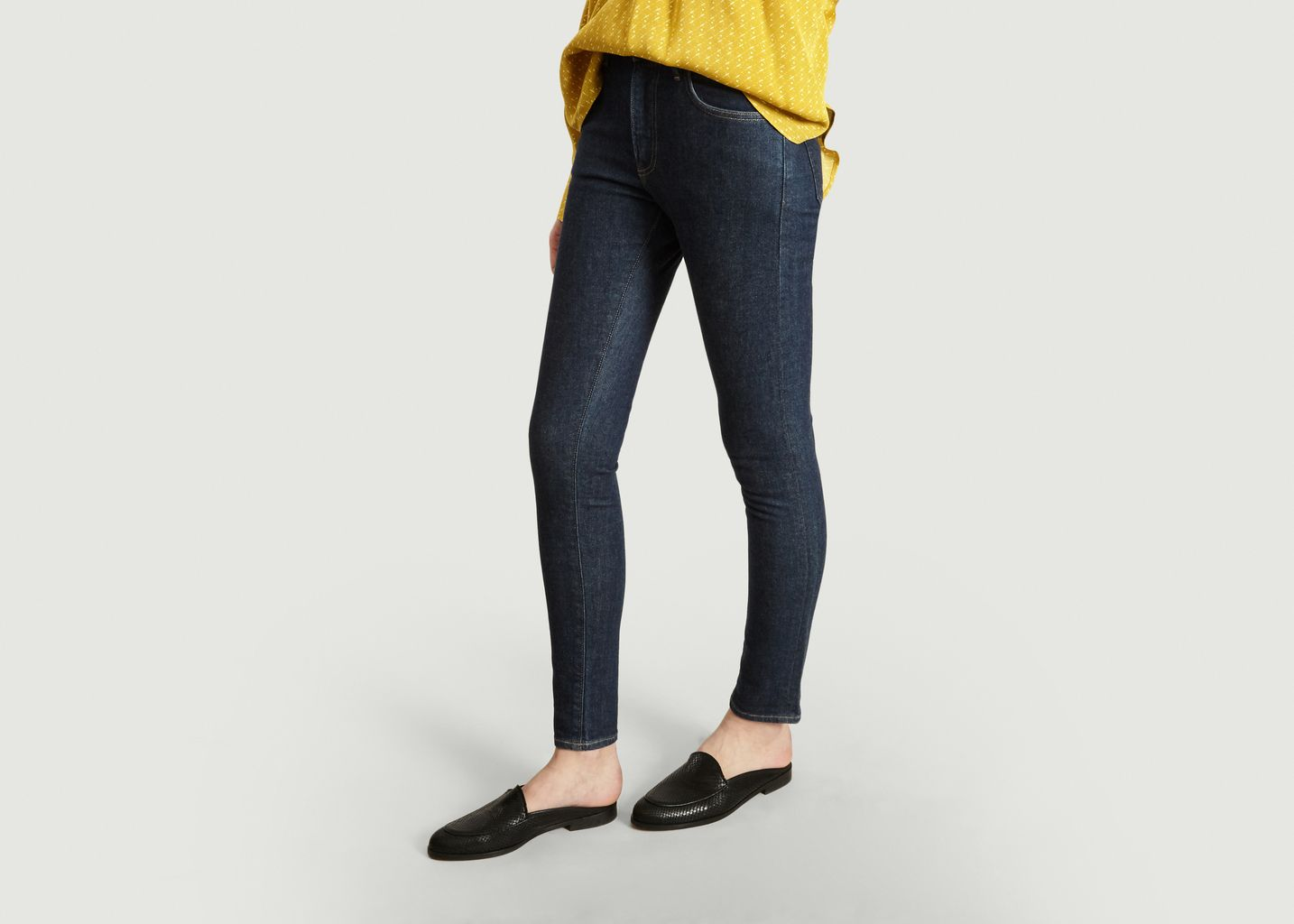 Jean 721 Skinny - Levi's Made and Crafted