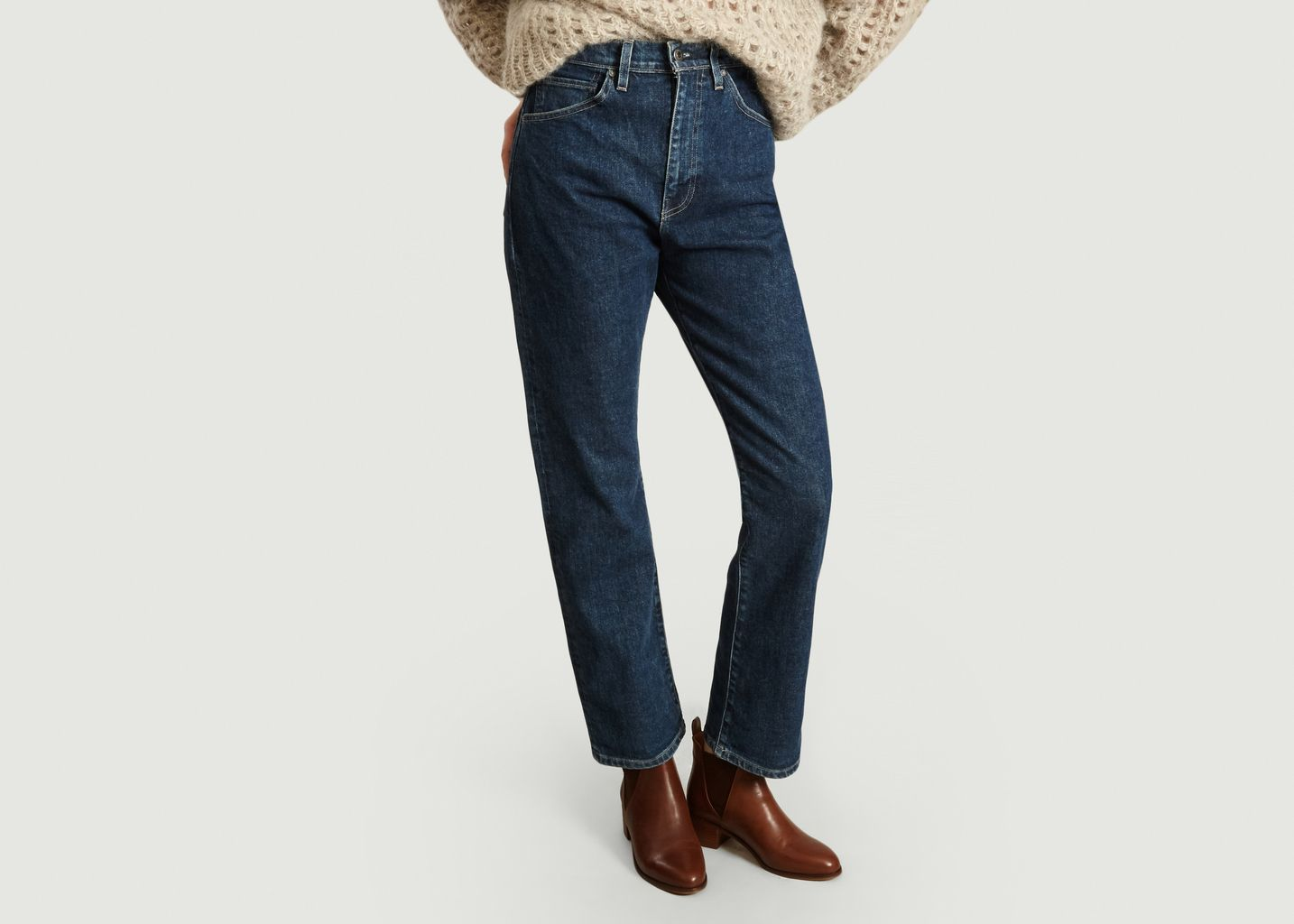 Jean Droit 701 - Levi's Made and Crafted