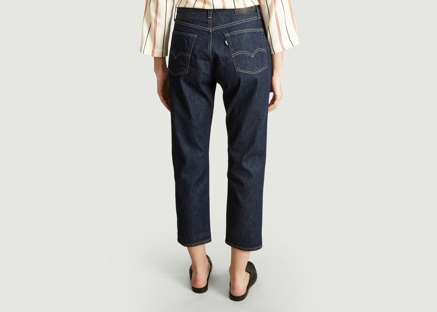 Jean 501 Cropped - Levi's Made and Crafted