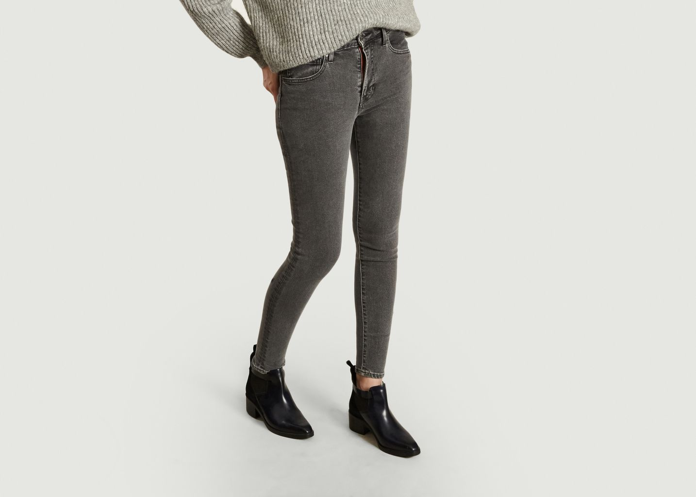 Jean Teinté Skinny 7/8e 721 - Levi's Made and Crafted
