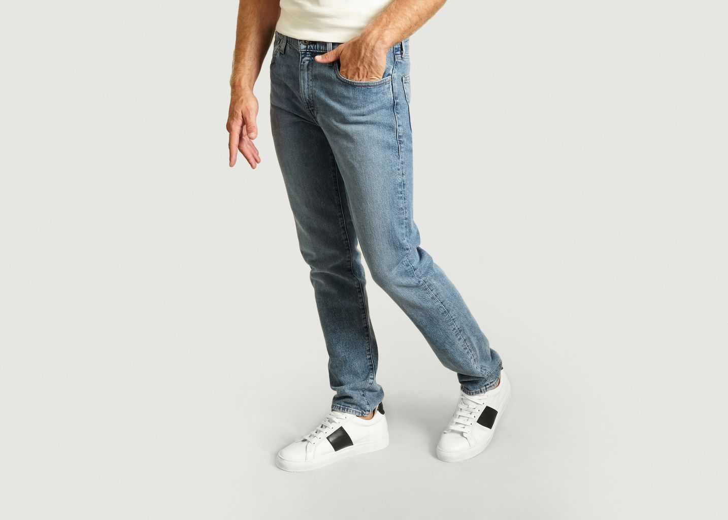 Jeans 511 en Toile Refibra - Levi's Made and Crafted