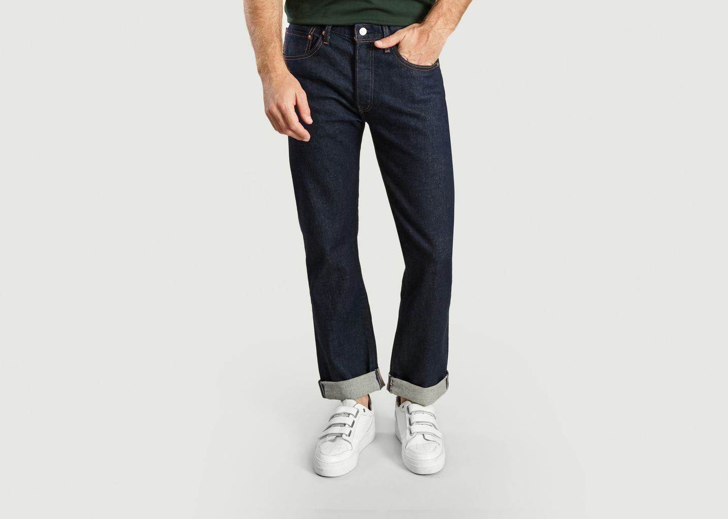 Jean 501 Selvedge - Levi's Made and Crafted