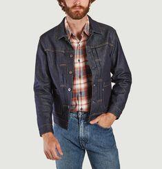Worn Trucker Denim Jacket Levi's M&C