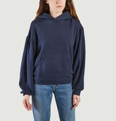 Shirring hoodie Levi's M&C