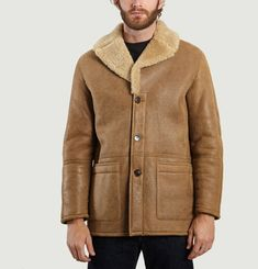 Manteau Shearling Ranch