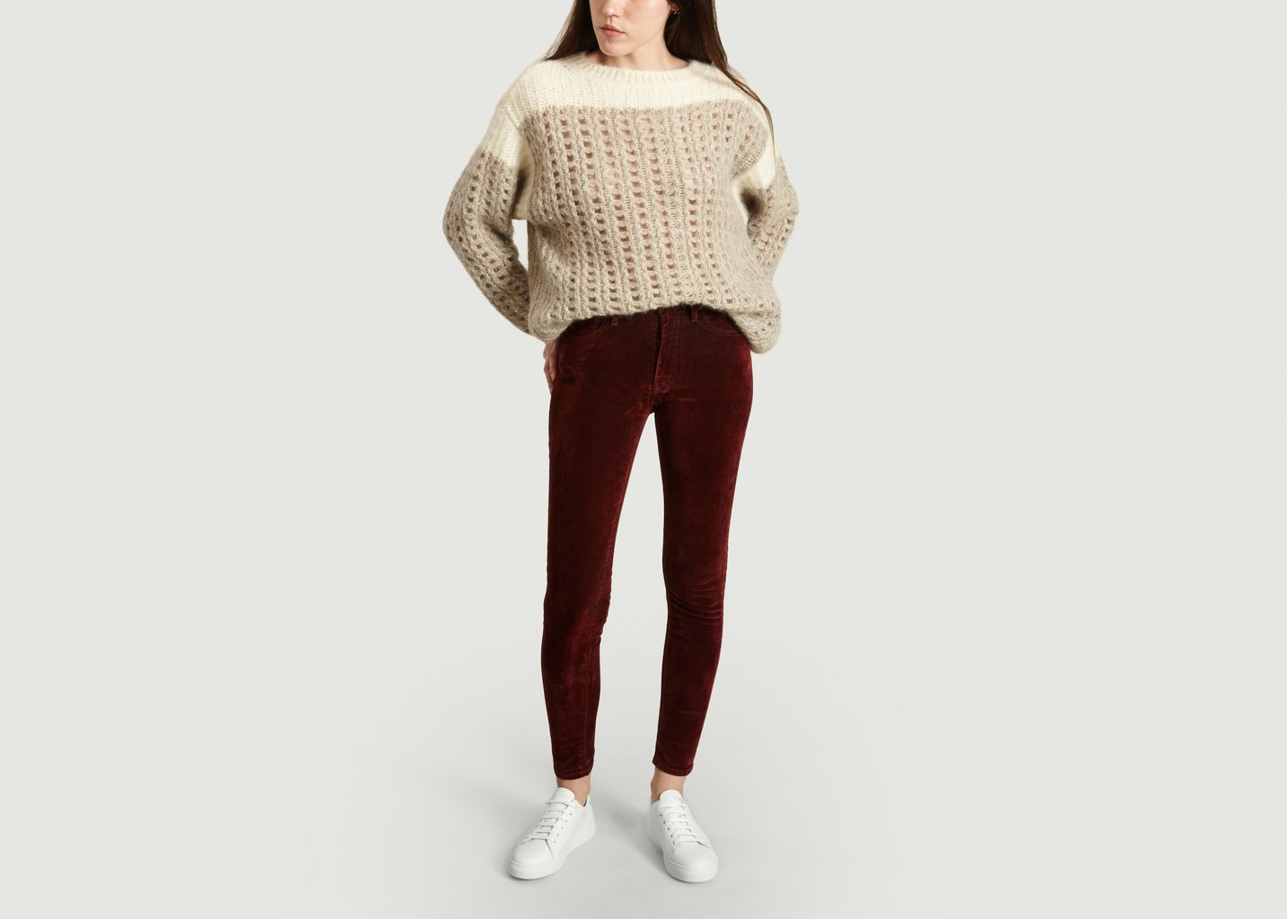 Pantalon En Velours Skinny 721 - Levi's Made and Crafted