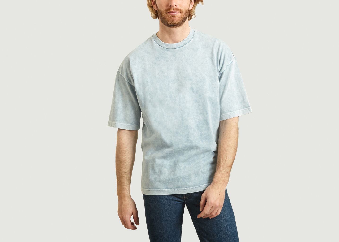 T-Shirt En Coton Oversize - Levi's Made and Crafted