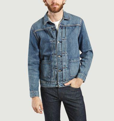 Veste En Jean Type 2 Coton Bio
