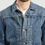 matière Veste En Jean Type 2 Coton Bio - Levi's Made and Crafted