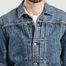 matière Veste En Jean Type 2 Coton Bio - Levi's M&C