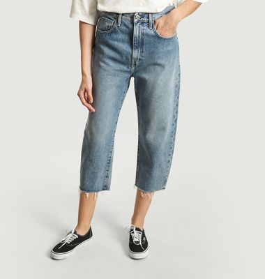 Jean Barrel Relaxed Fit