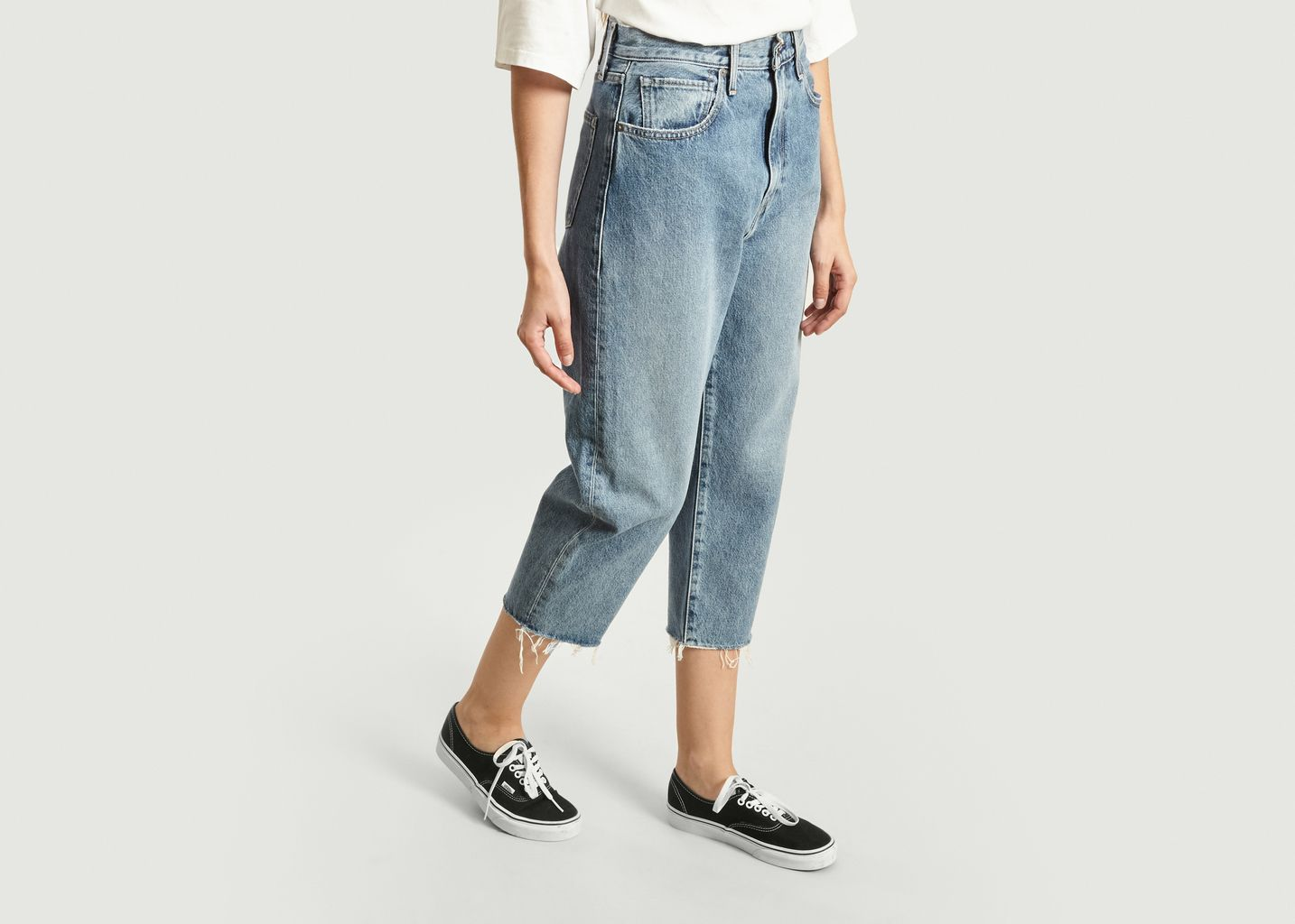 Jean Barrel Relaxed Fit - Levi's M&C
