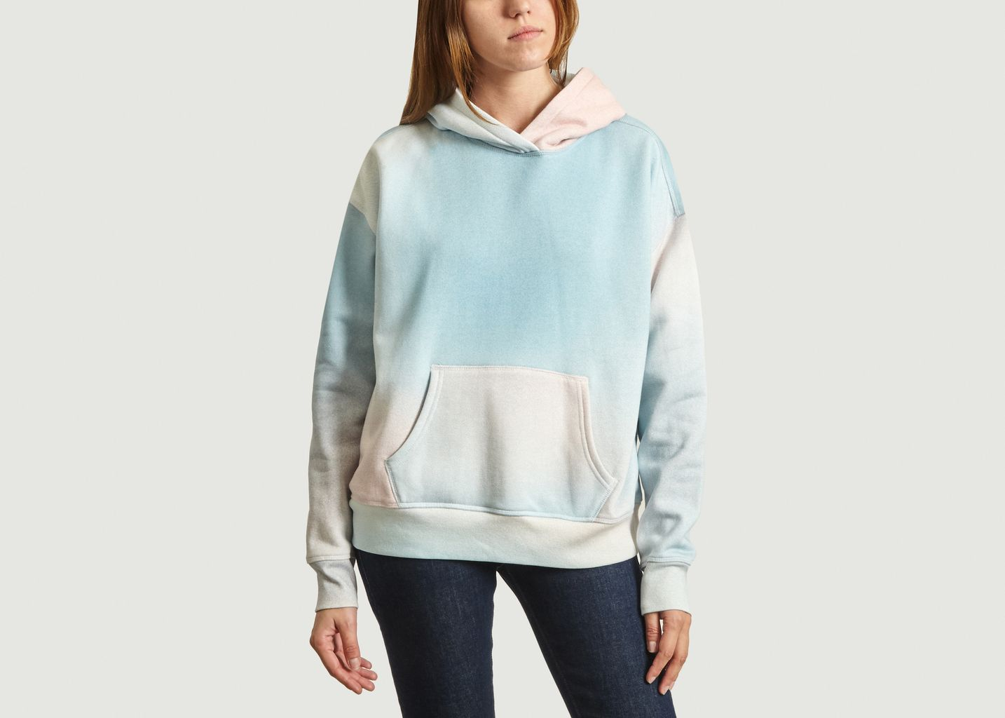 Hoodie Coloris Dégradé - Levi's Made and Crafted