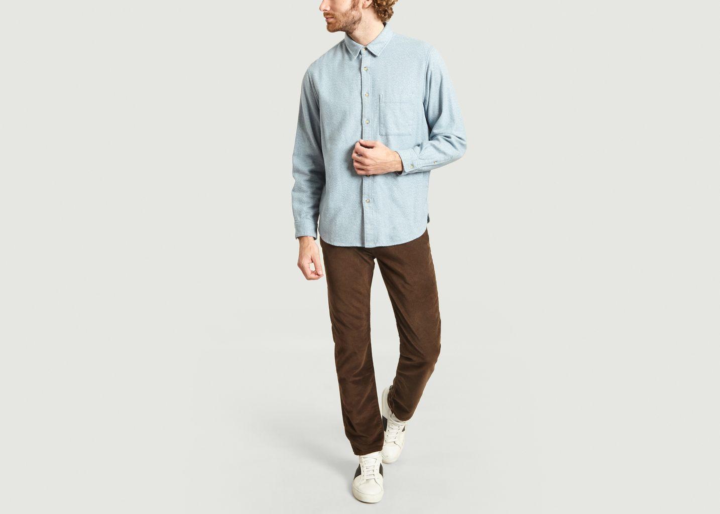 Pantalon en velours côtelé 502 - Levi's M&C