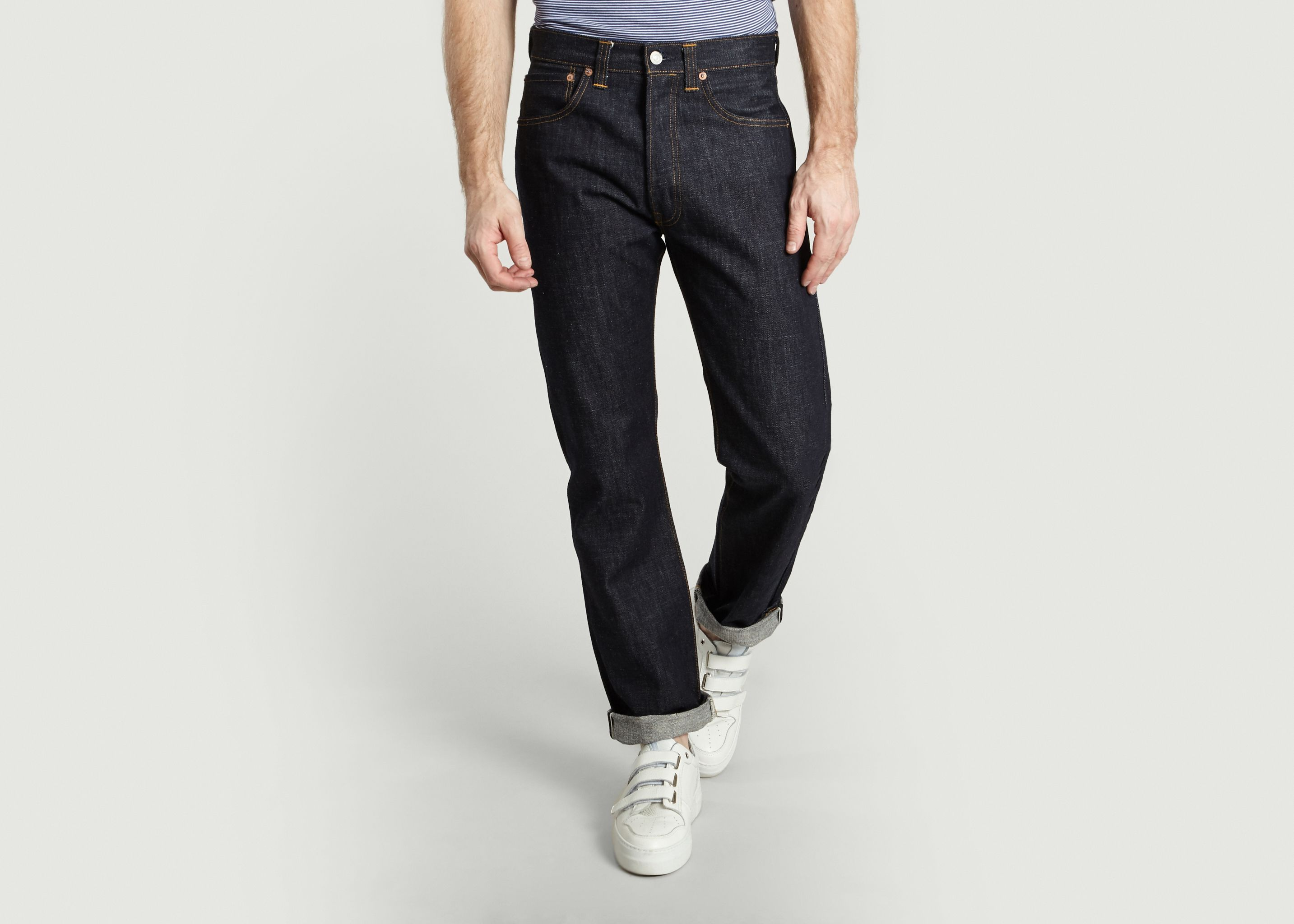 4db1cd95bbe 1947 501® Rigid Jeans Raw Levi's Vintage Clothing | L'Exception