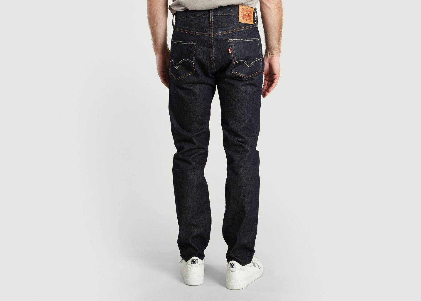 98f72e8925 1954 501® New Rinse Jeans Raw Levi's Vintage Clothing | L'Exception