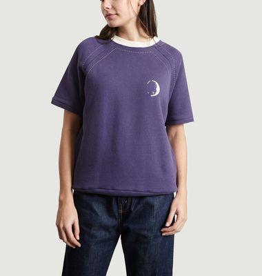 Constellation Embroidered Sweatshirt