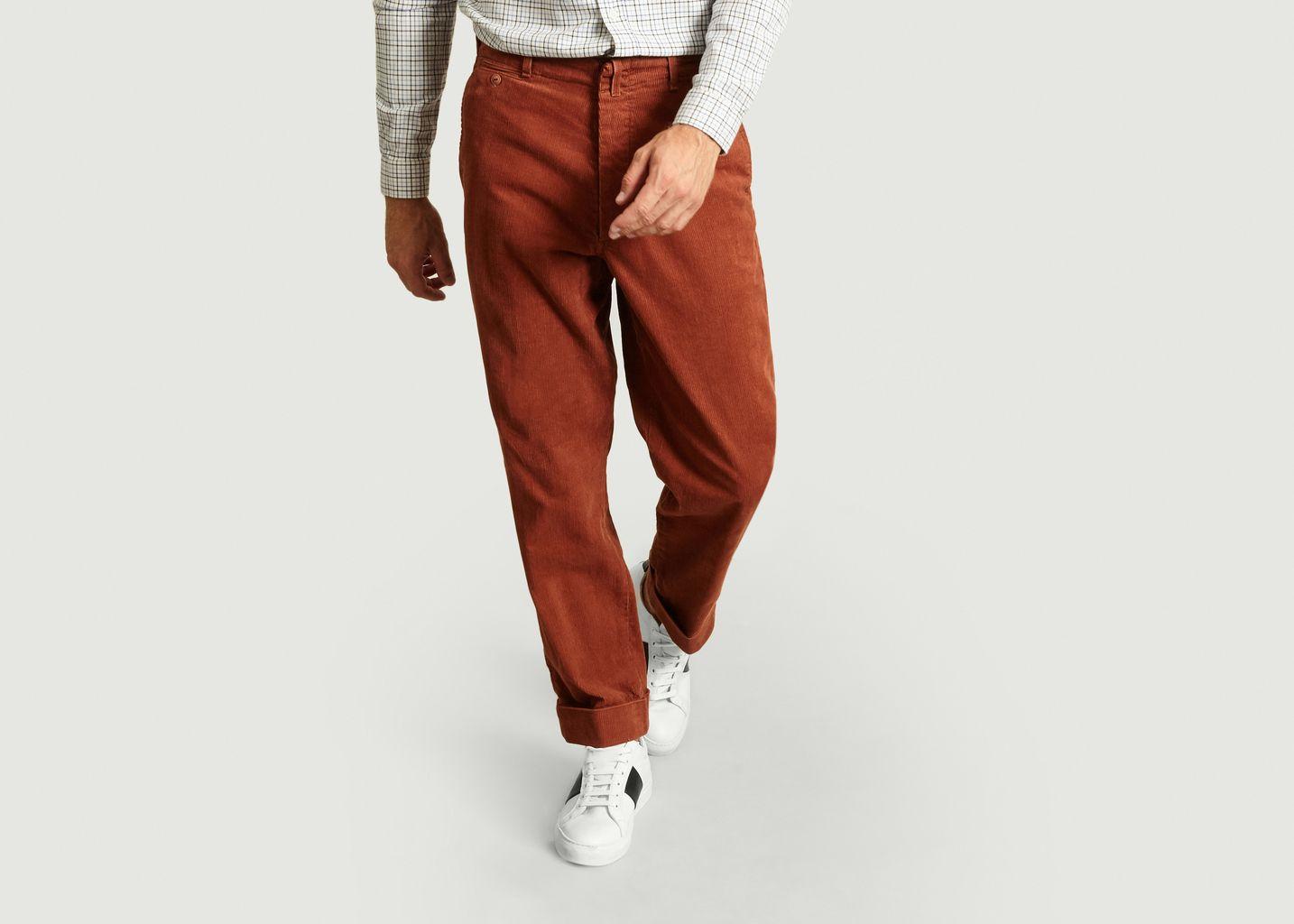 Pantalon Uni En Velours - Levi's Vintage Clothing
