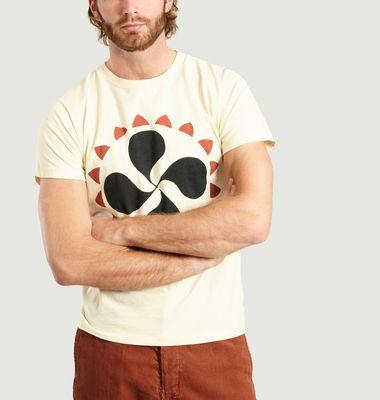 T-Shirt Print Croix